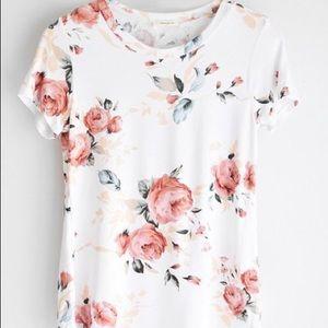 🆕Girls Floral Shirt